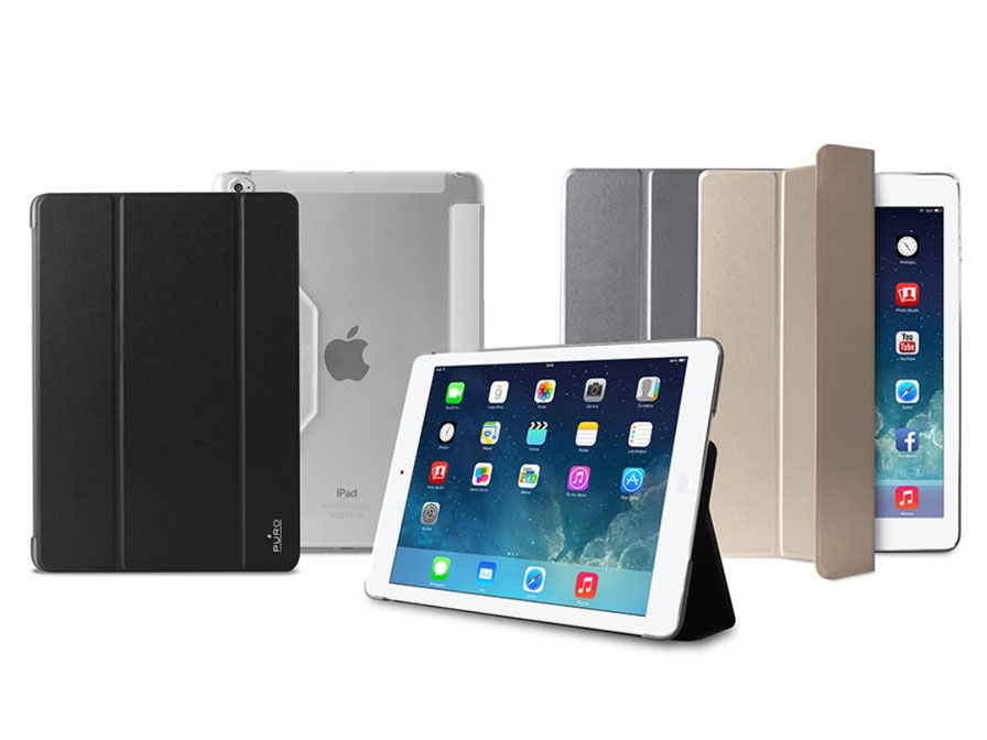 puro zeta slim case ipad air 2 hoes. Black Bedroom Furniture Sets. Home Design Ideas