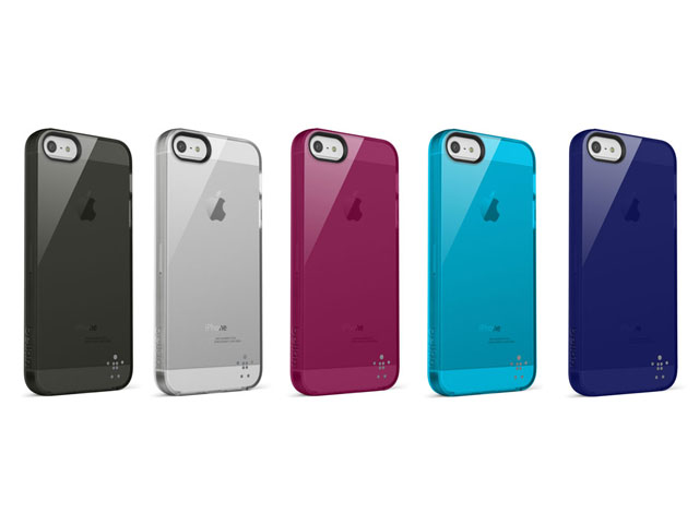 Case Design motorola moto g phone case : Belkin Grip Sheer TPU Case Hoesje voor iPhone 5/5S - KloegCom.nl