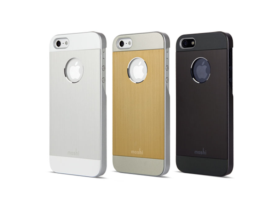 moshi iglaze armour case hoesje cover apple iphone 5 5s. Black Bedroom Furniture Sets. Home Design Ideas