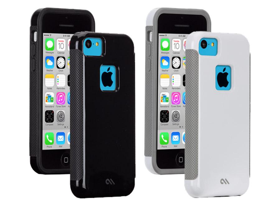 Iphone 5c rubber hoesje
