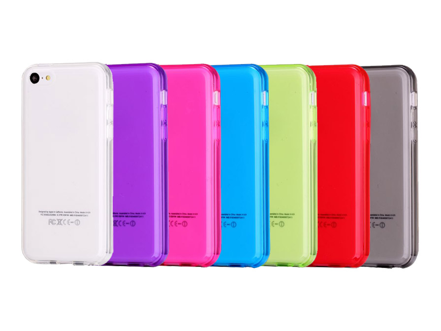 apple iphone 5c hoesjes