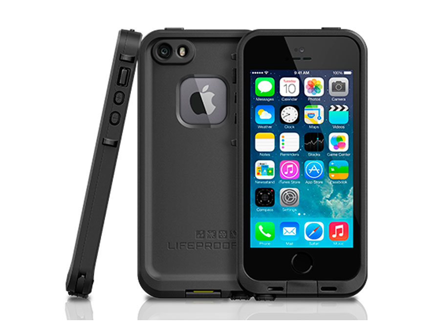 Lifeproof fre waterdicht amp shockproof hoesje voor iphone 5 5s