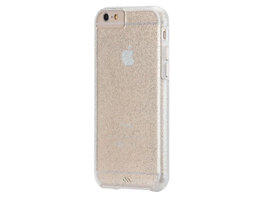 Iphone 6s Hoesje Glitter Morgen In Huis
