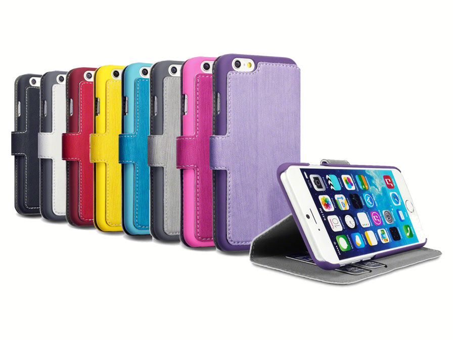 covert ultraslim sideflip case hoesje iphone 6