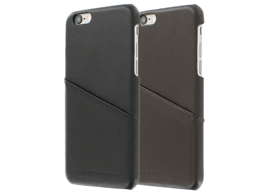 Toggle Switch Cover >> Tommy Hilfiger Leren Walletcase - iPhone 6/6S hoesje | KloegCom.nl