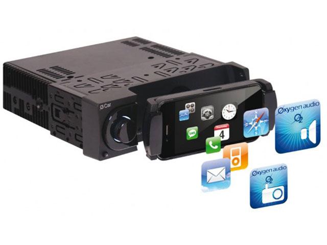 Oxygen audio ocar 1din autoradio iphone3gs iphone3g iphone4 jpg