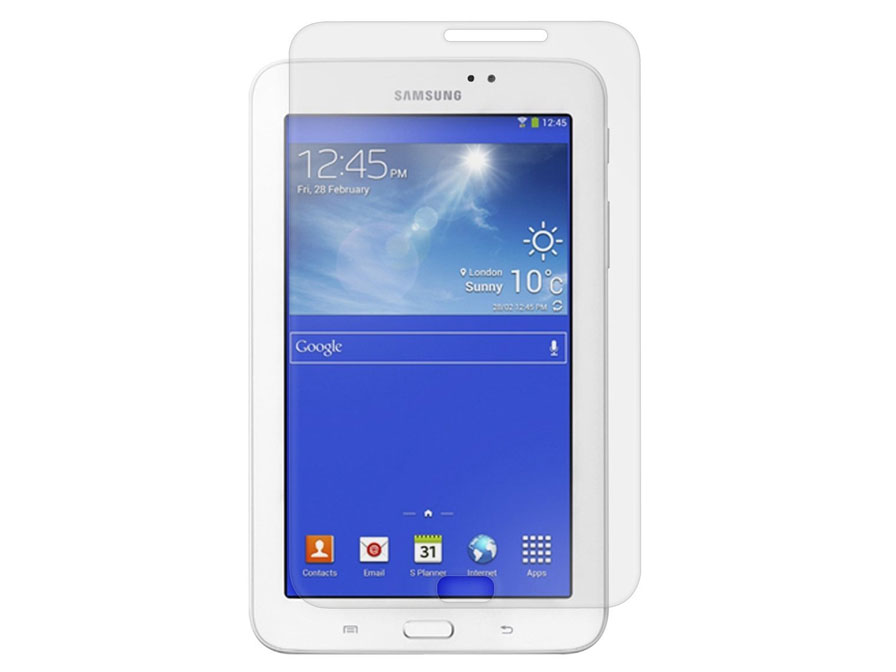samsung galaxy tab 3 lite t110 screen protector display. Black Bedroom Furniture Sets. Home Design Ideas