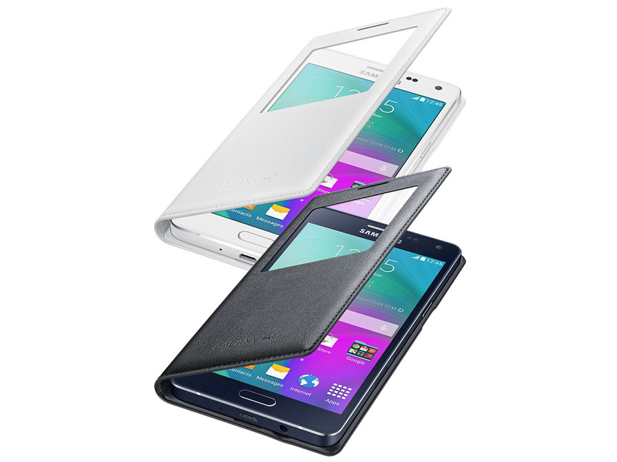 samsung galaxy a5 view cover hoesje ef ca500b