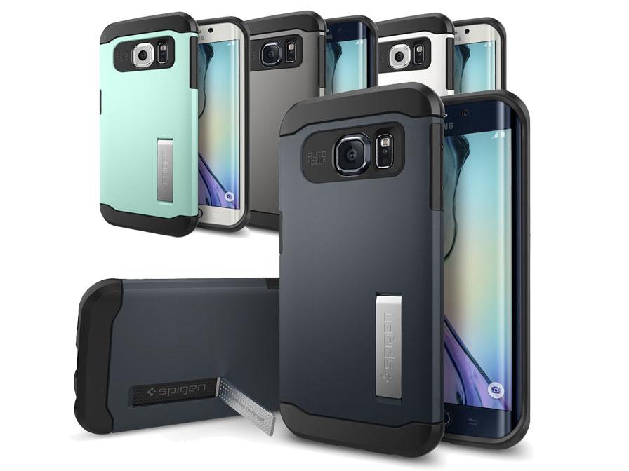 Spigen Slim Armor Case Hoesje Samsung Galaxy S6 Edge Jpg