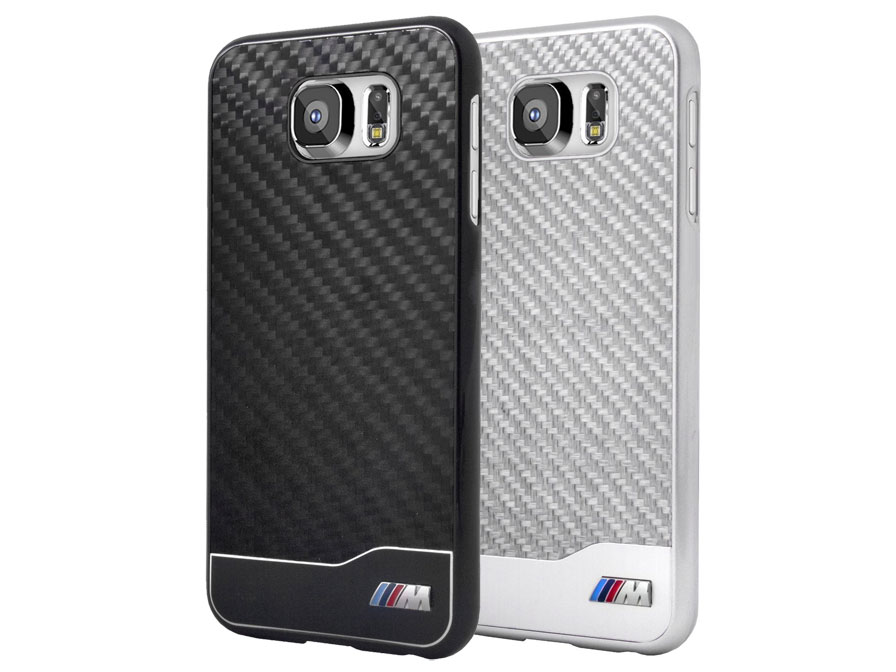 bmw m carbon hardcase hoesje samsung galaxy s6 bmhcs6mdcb