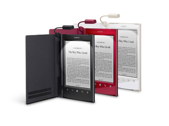 Sony Reader Cover with Light voor Sony PRS-T1/PRS-T2 ...