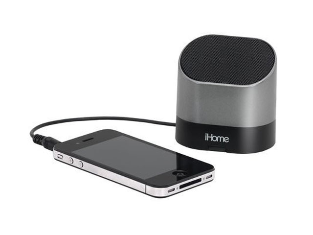 iHome iHM63 Oplaadbare Draagbare Mini Speaker
