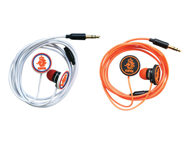 Officile KNVB Euro 2012 In-Ear Oordopjes