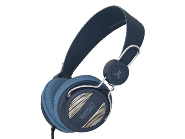 WESC Oboe Seasonal Headphone 'Jazz Blue'