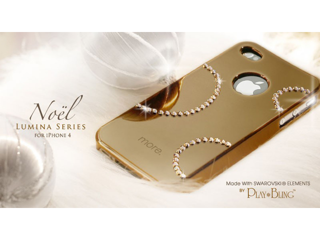 More Noel Collection Lumina Swarovski IPhone 4 4S