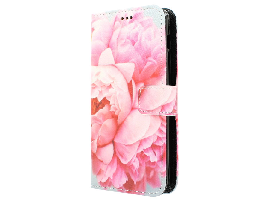 Rose Book Case Hoesje voor Acer Liquid E700