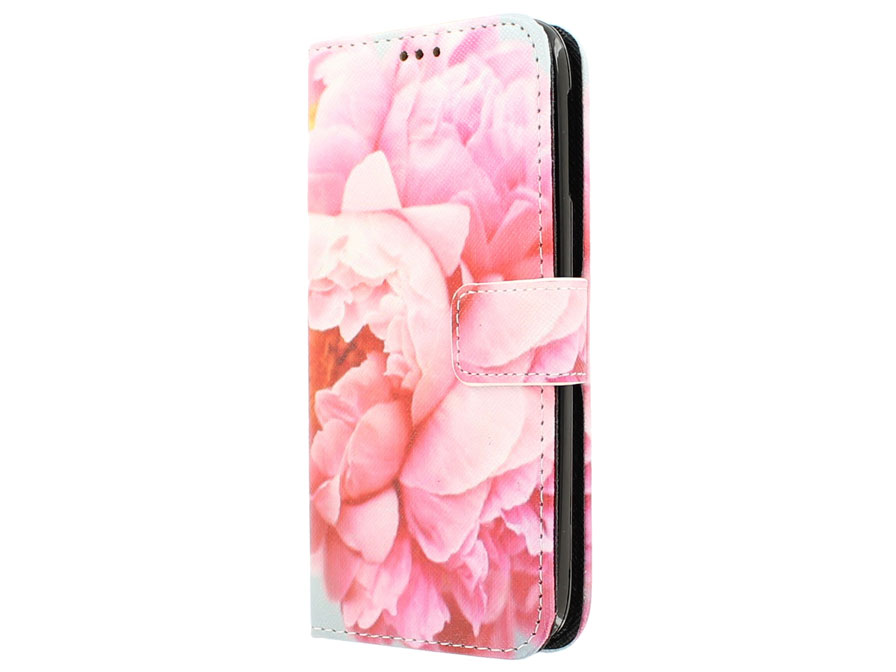 Rose Book Case Hoesje voor Acer Liquid Jade S
