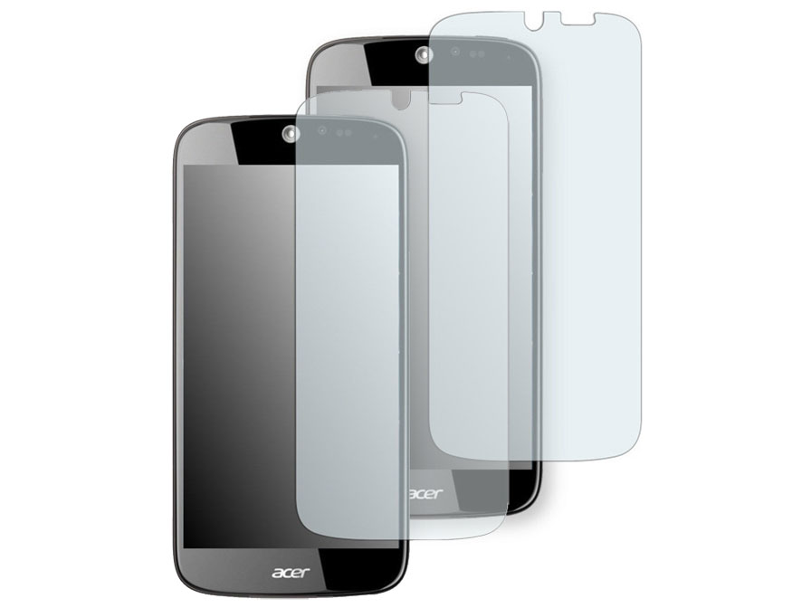 Acer Liquid Jade (S55) Screenprotector (2-pack)