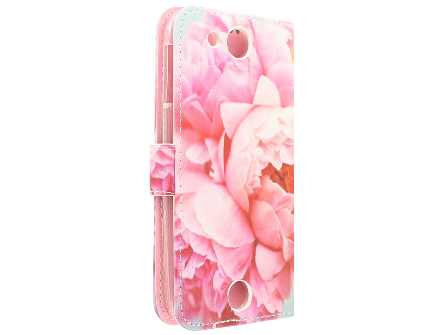 Rose Book Case Hoesje voor Acer Liquid Jade Z