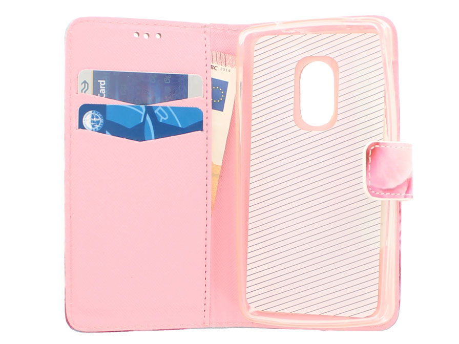 Rose Book Case Hoesje voor Acer Liquid Z200