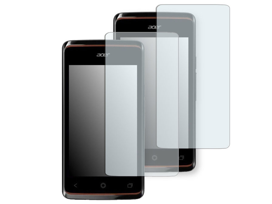 Clear Screenprotector voor Acer Liquid Z200 (2-pack)