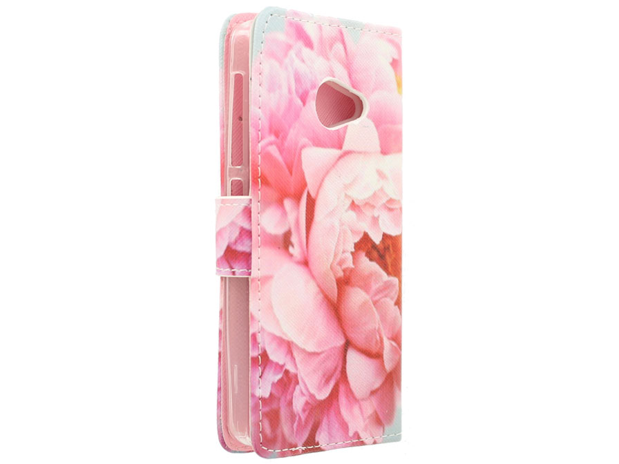 Roses Book Case - Acer Liquid Z220 hoesje
