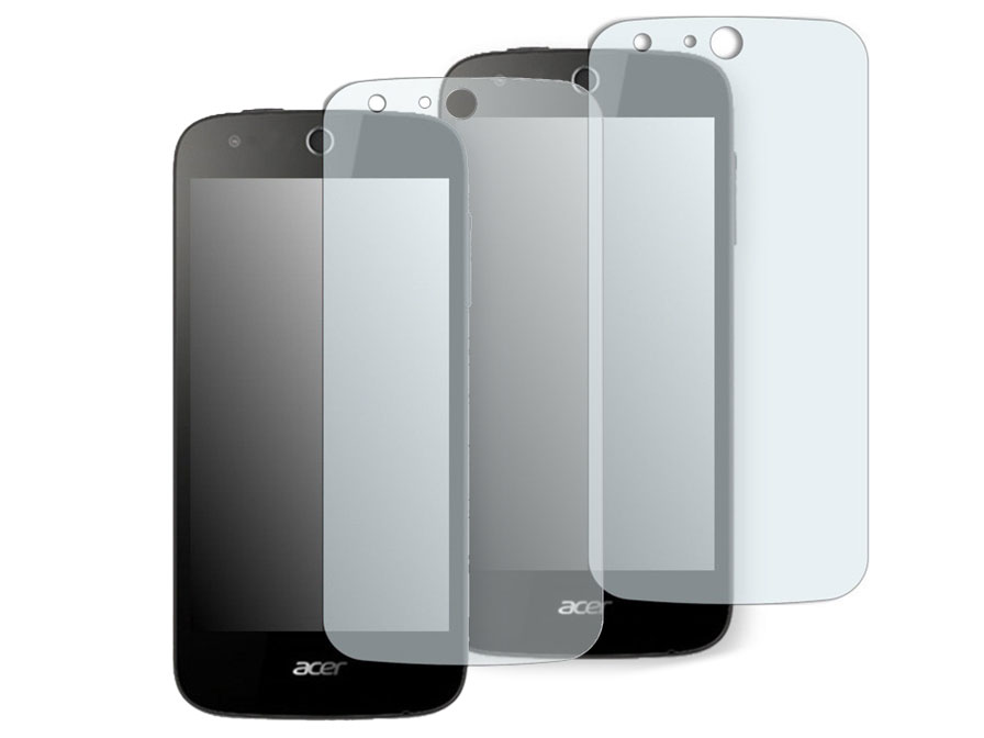 Acer Liquid Z330 Screenprotector 2-pack
