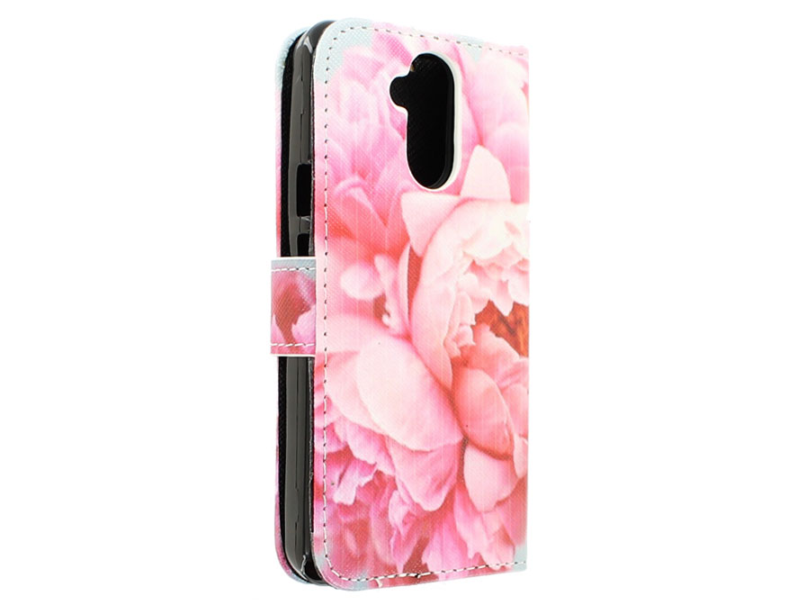 Rose Book Case Hoesje voor Acer Liquid Z410