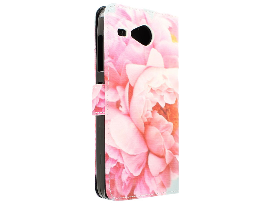 Rose Book Case Hoesje voor Acer Liquid Z520