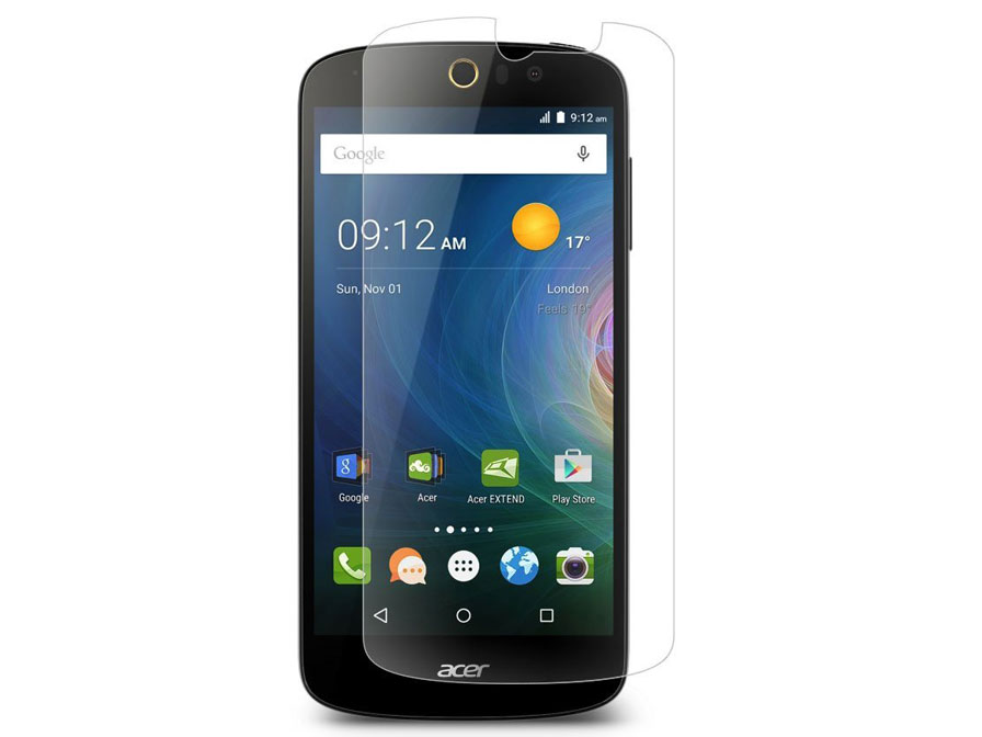 Acer Liquid Z530 Screenprotector Tempered Glas