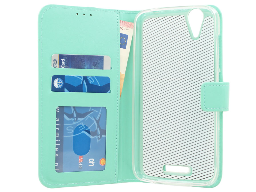 Acer Liquid Z630 Hoesje - Wallet Book Case