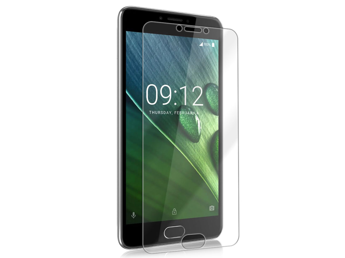 Acer Liquid Z6 Plus Screenprotector Tempered Glass