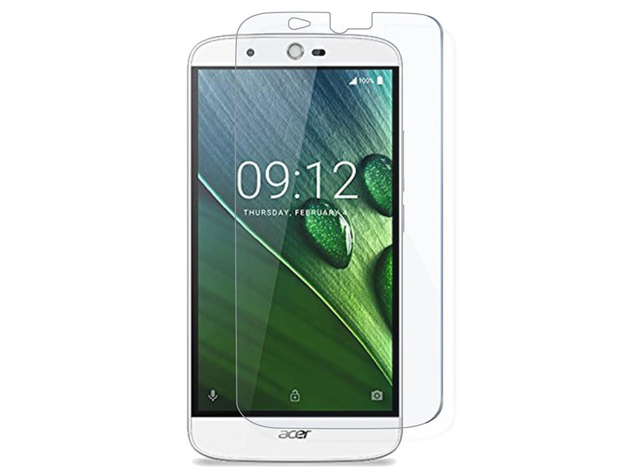 Acer Zest Screenprotector Tempered Glas