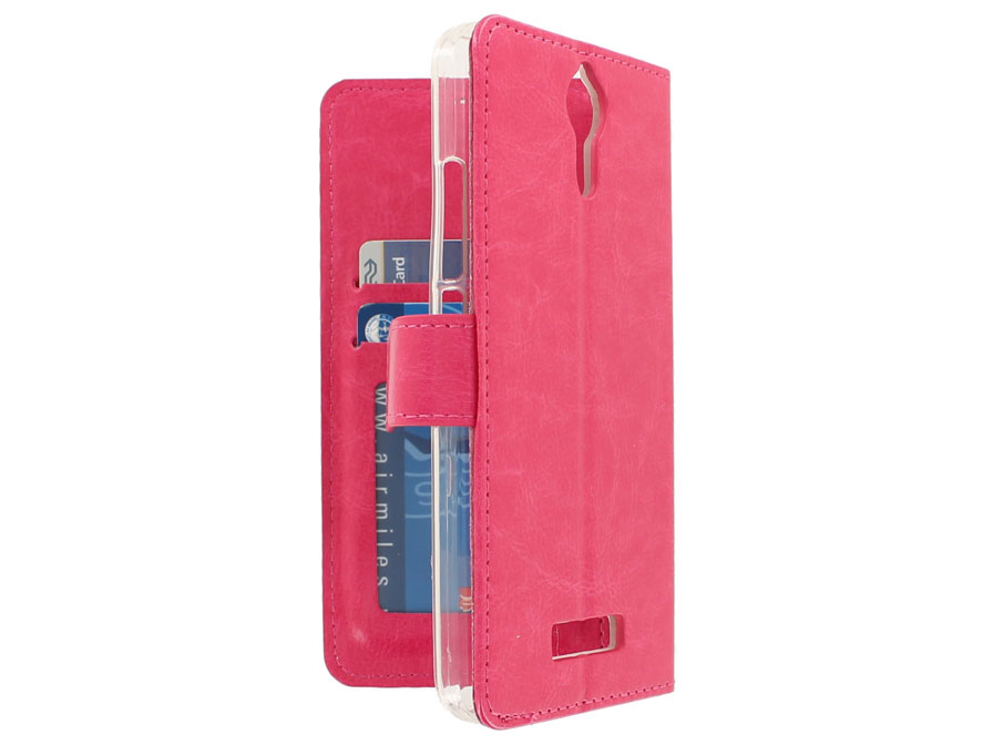 Wallet Bookcase - Acer Liquid Zest Plus hoesje