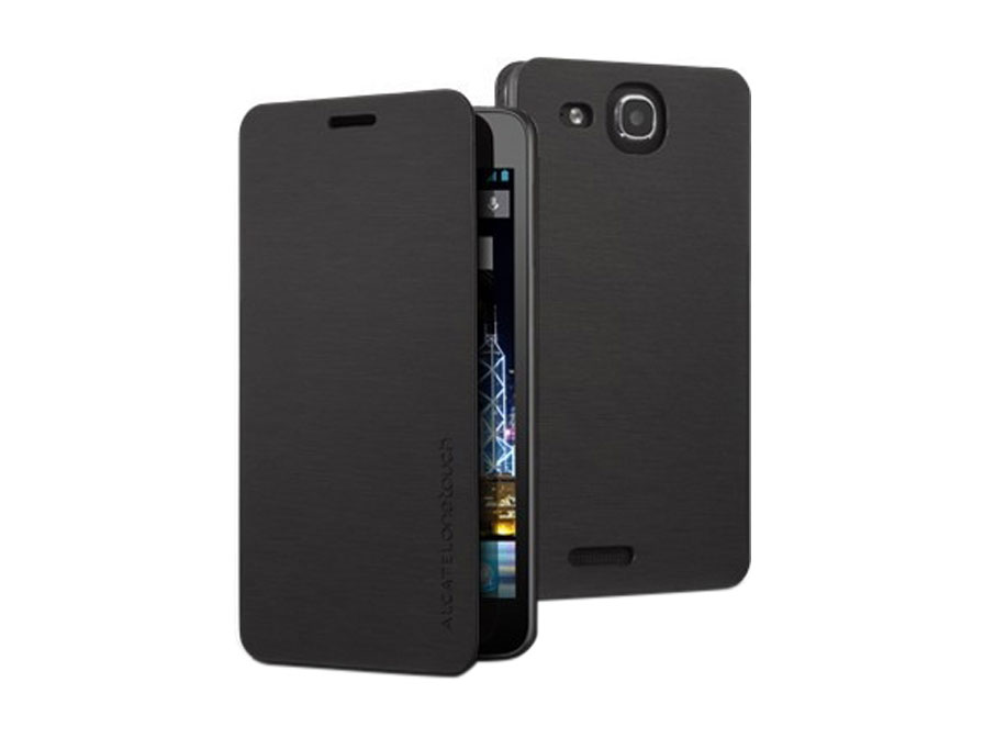 Alcatel OneTouch Idol Ultra Flip Cover Hoesje