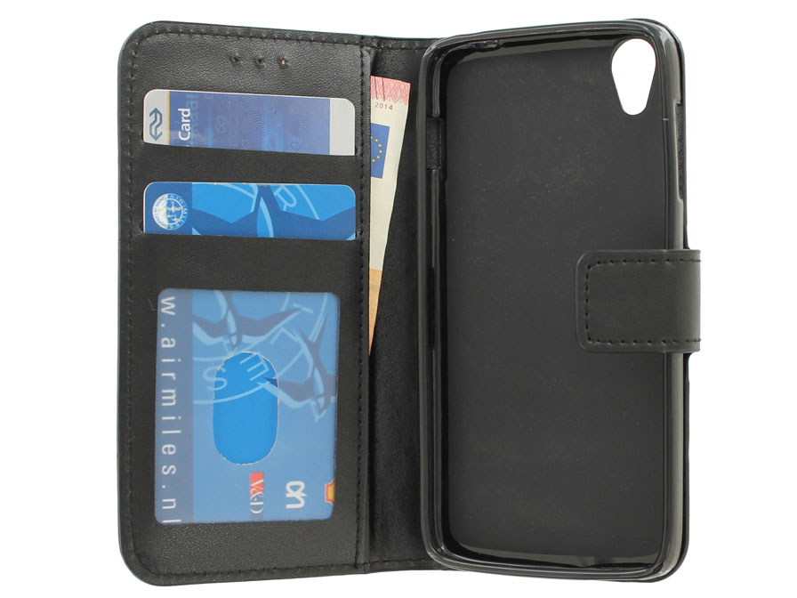 Wallet Bookcase - Alcatel Idol 3 (4.7) Hoesje