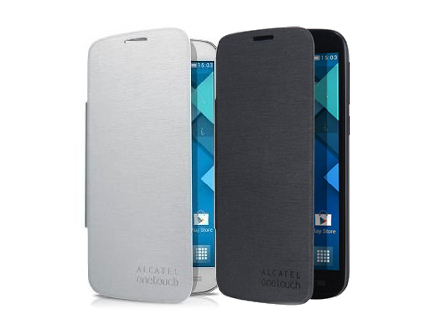 Alcatel One Touch Pop C5 Flip Cover - Origineel Hoesje