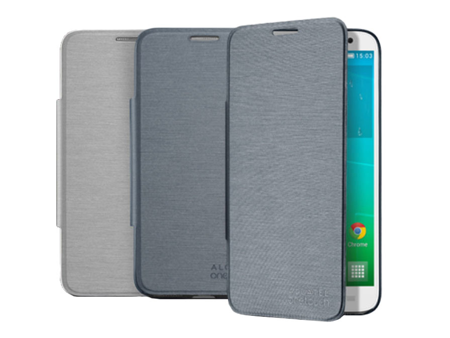 Alcatel OneTouch Idol 2 Mini S Flip Cover - Origineel Hoesje