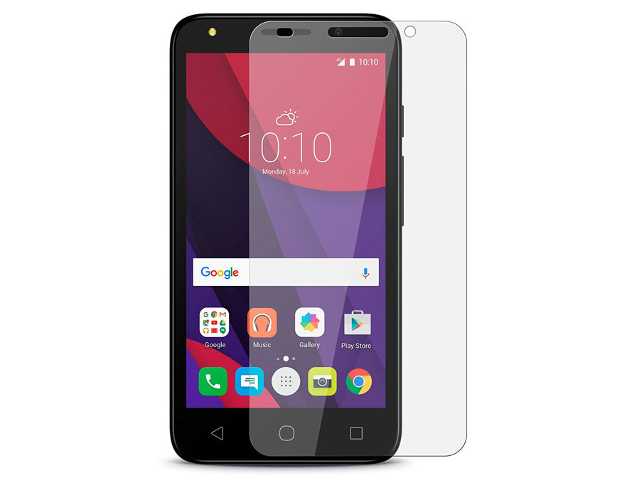 Alcatel Pixi 4 (4) Screenprotector Tempered Glas