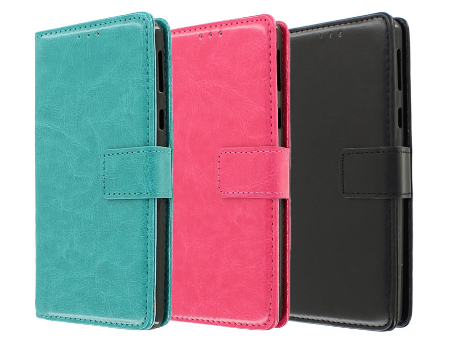 Wallet Bookcase - Alcatel PIXI 4 (5) hoesje