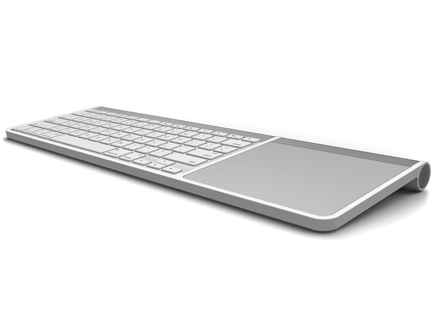 Henge Docks Clique voor Apple Wireless Keyboard & Trackpad
