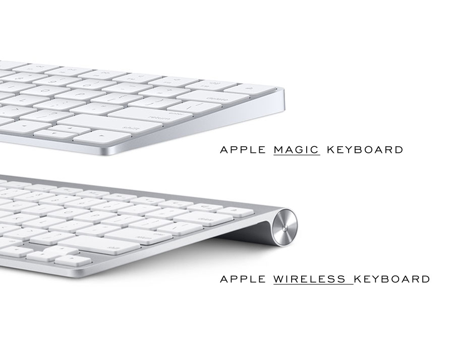 Tuff-Luv Case Hoesje voor Apple Magic Keyboard