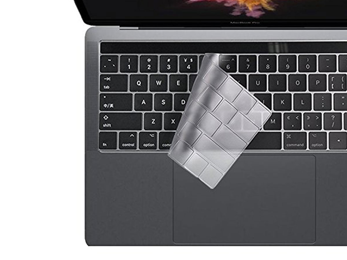 Keyboard Protector Cover voor MacBook Pro (USB-C)