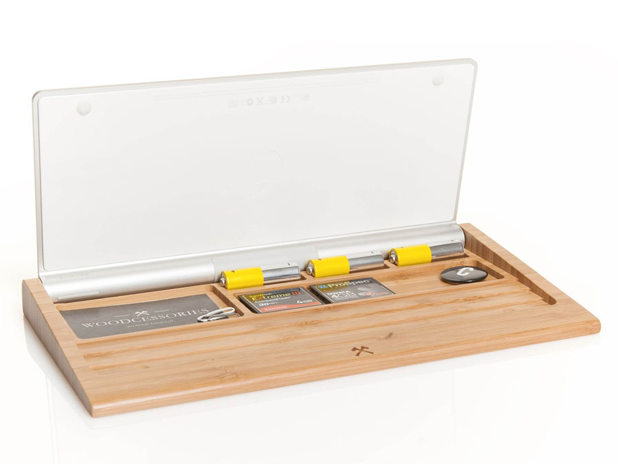 Woodcessories EcoTray Bamboo - Apple Wireless Keyboard