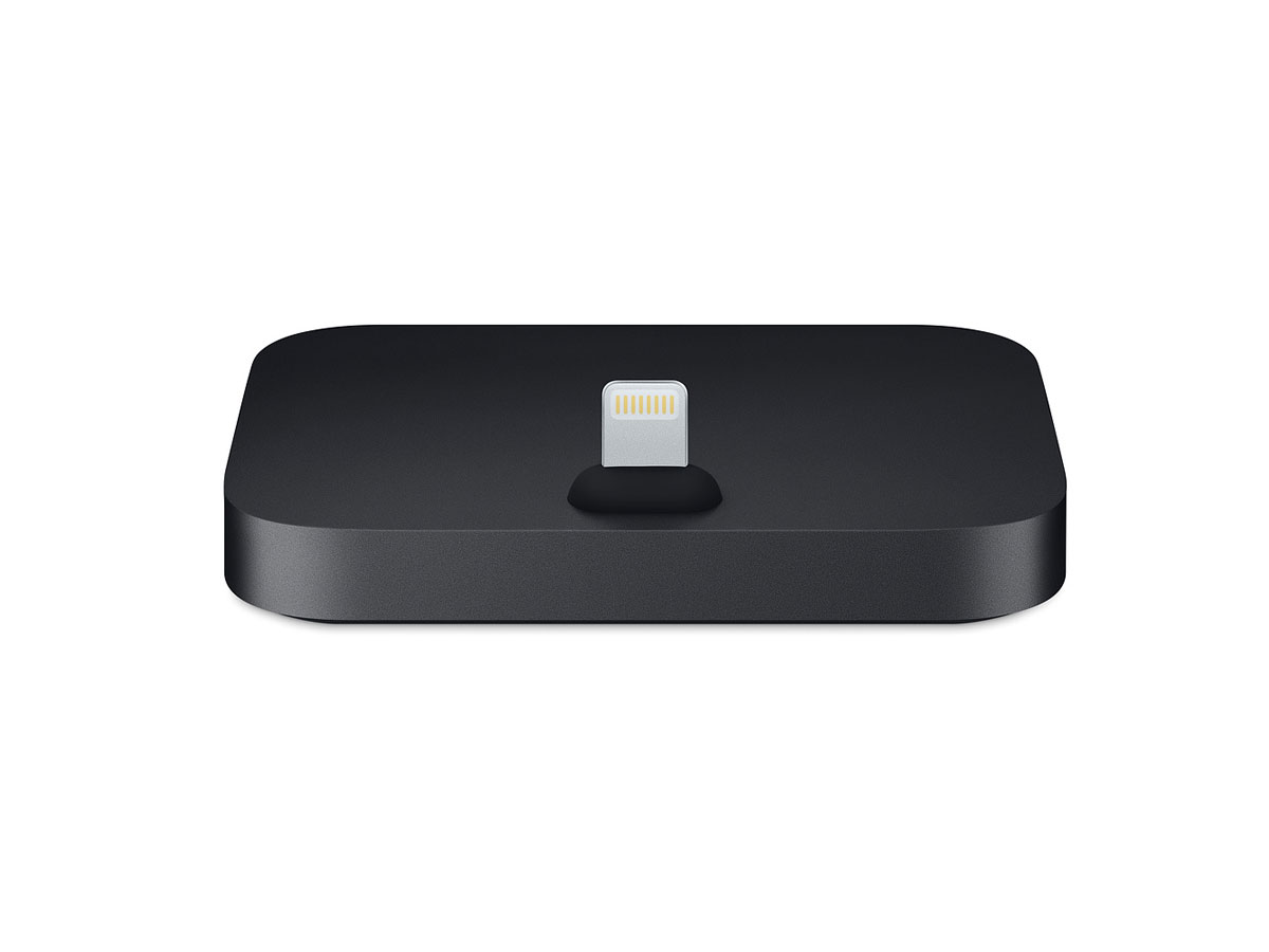 Apple iPhone Lightning Dock Zwart - Origineel iPhone Dock