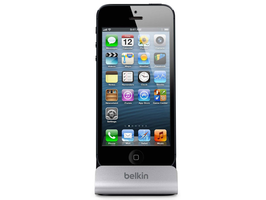 Belkin Charge & Sync Lightning Dock voor iPhone & iPad