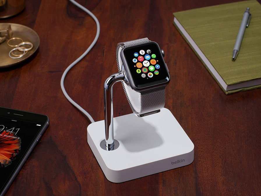 Belkin Valet Charge Dock - Apple Watch Oplaad Stand