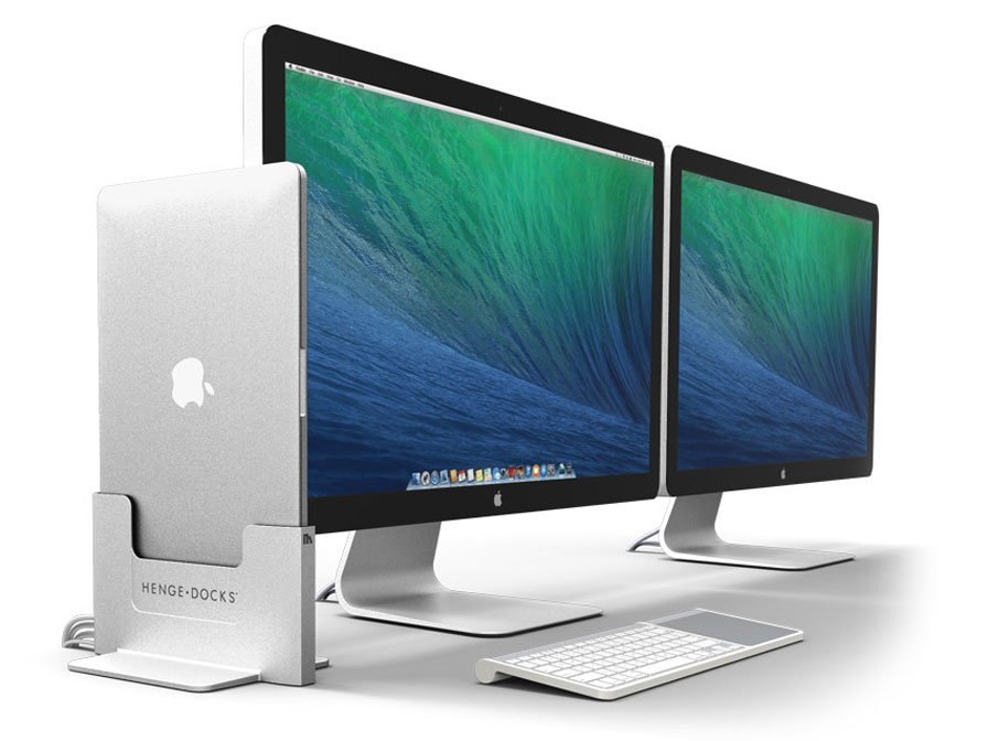 Henge Docks Metal - Docking Station voor MacBook Pro Retina (15 inch)