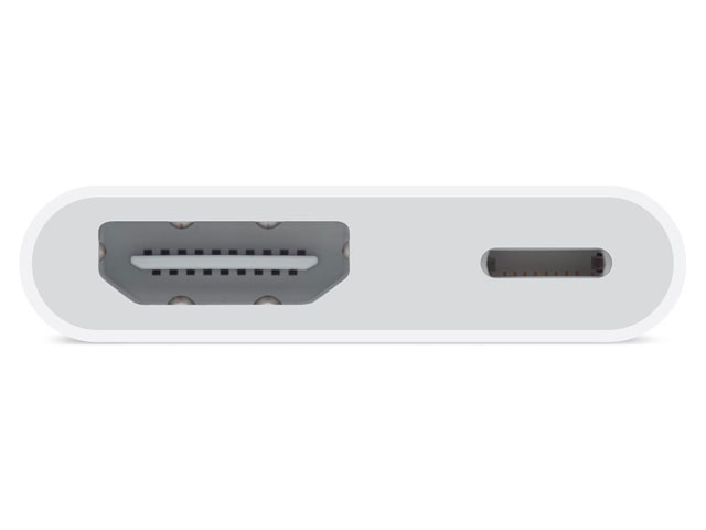 Apple Digital AV Adapter - Lightning naar HDMI
