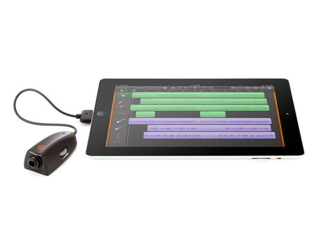Griffin GuitarConnect Pro - Interface van Analoog naar Digitaal Zwart
